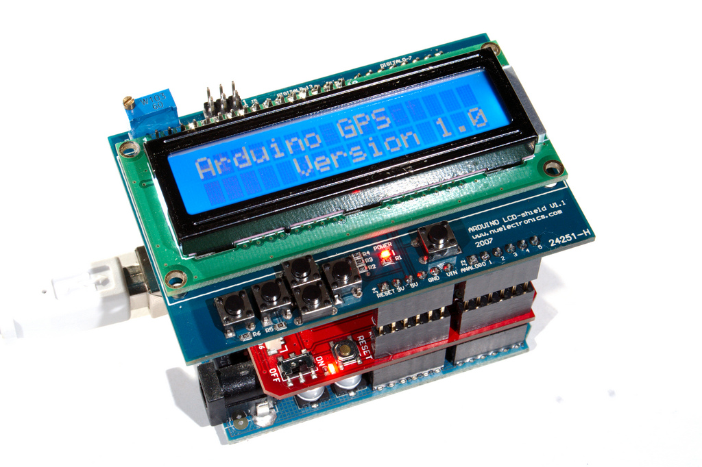 arduino-shields
